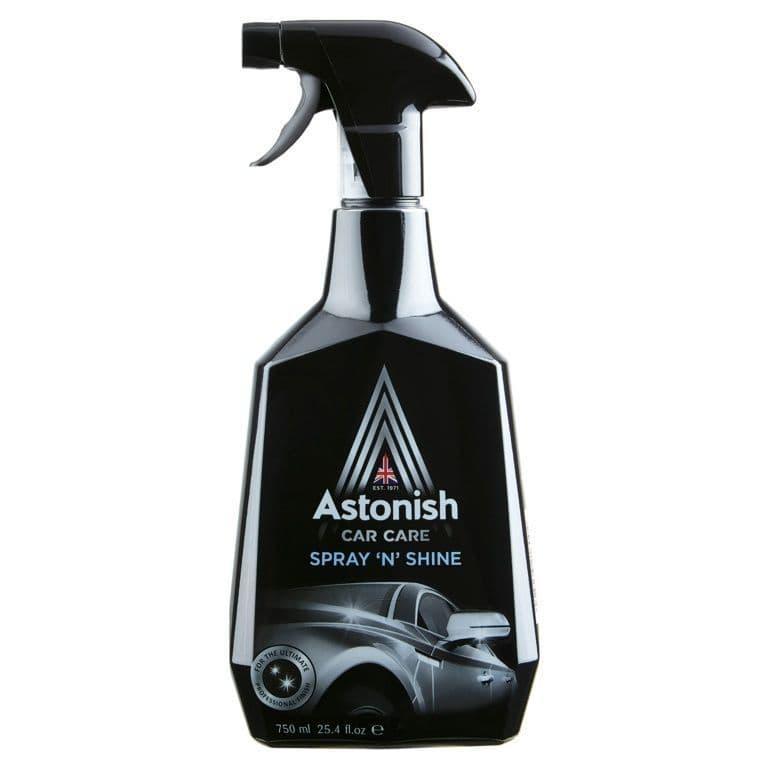 Astonish Spray 'N' Shine - 750ml